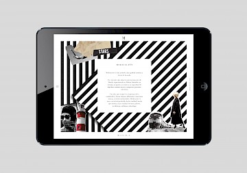 manila 08 lifestyle fashion website branding