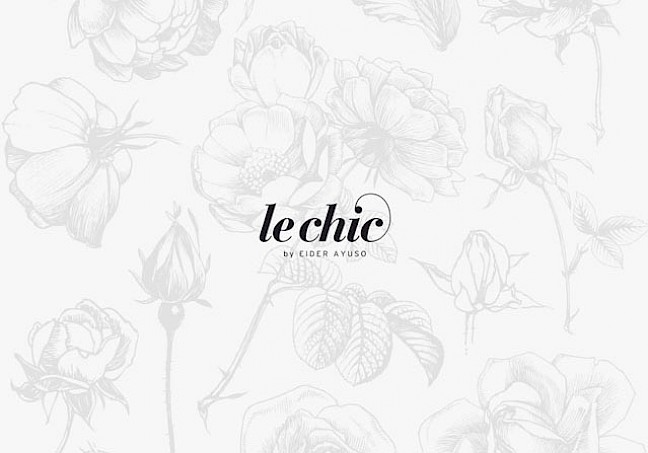 14 branding le chic fashion lifestyle design