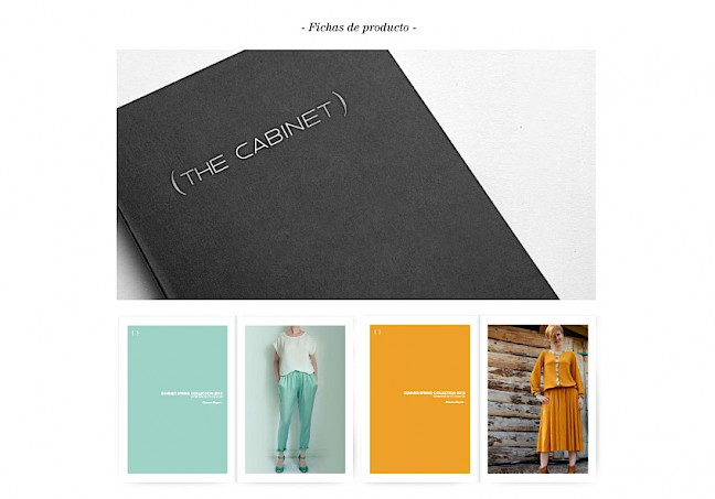 02 cabinet fashion branding design lifestyle the