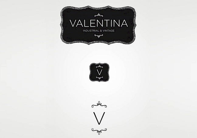 design 07 fashion branding lifestyle shop valentina