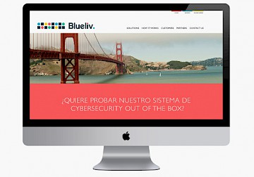 design app move blueliv branding 10 technology engineering