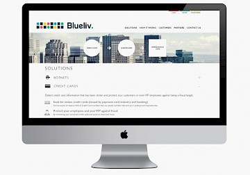 blueliv design move app engineering technology branding 11