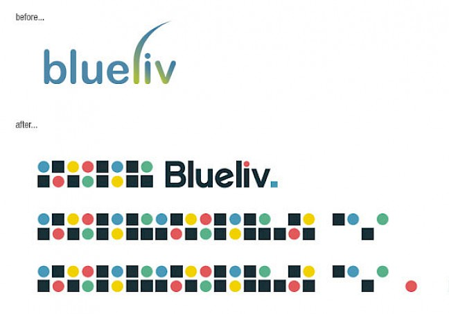 blueliv design engineering 15 technology move branding app