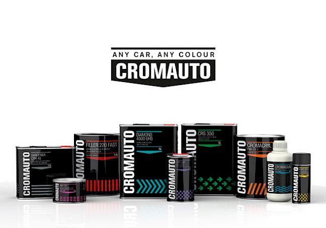 move technology 10 branding packaging design cromauto engineering