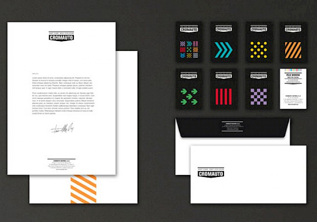 packaging move cromauto technology design engineering 19 branding