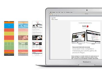 food catalogue fagor move website 12 design branding