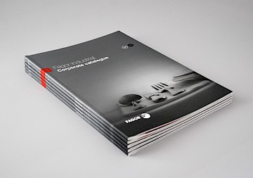 fagor 13 design branding catalogue food move website
