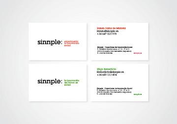 narrative sinnple 25 website branding consultancy move design identity
