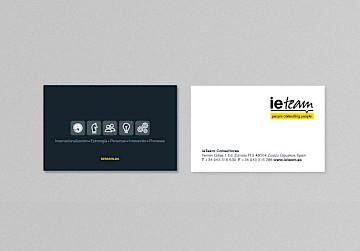branding ieteam 10 move design consulting website