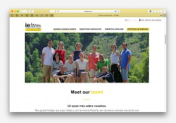 website design ieteam branding consulting 14 move