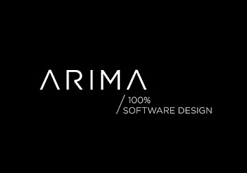 branding website arima 07 consultancy desing software move