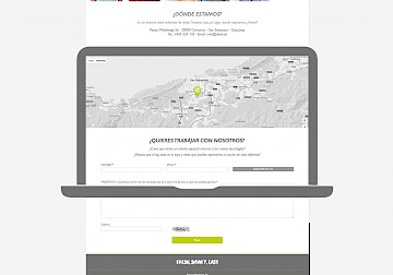 responsive move narrative datik consultancy website branding 12 design identity
