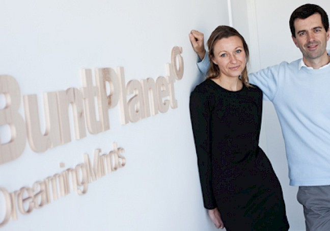 buntplanet consultancy 06 identity logo move branding design