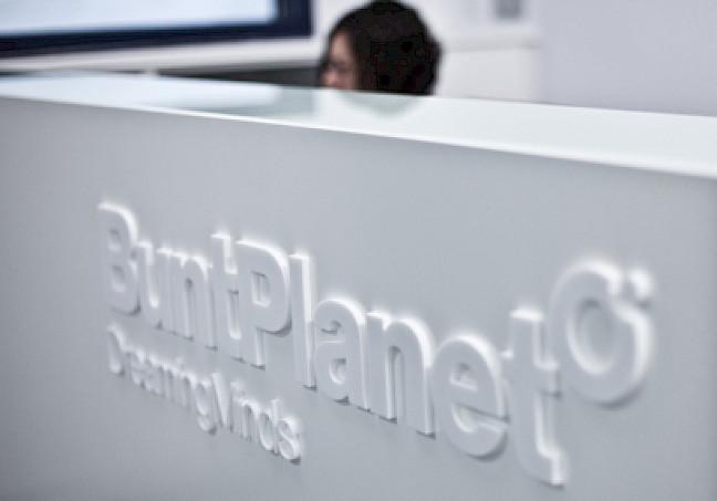 move branding logo buntplanet design identity 07 consultancy