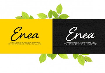 enea move consultancy website branding 15 identity logo