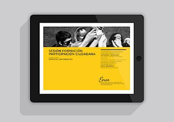 identity consultancy move branding 23 website logo enea