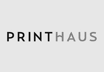 branding 01 poster printhaus logo design identity