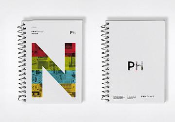 design logo 08 branding printhaus poster identity