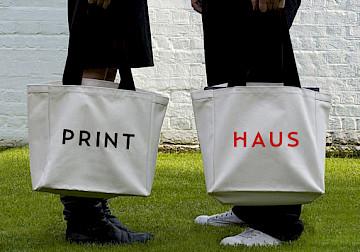printhaus 11 logo identity poster branding design