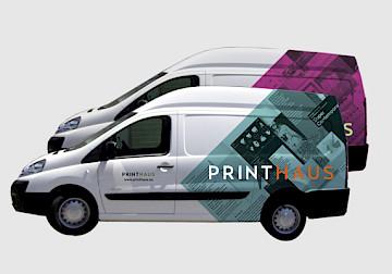 printhaus branding 12 design poster logo identity