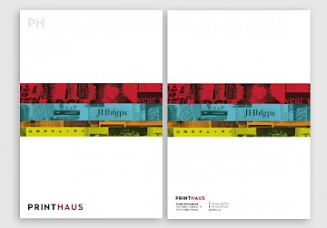 identity design branding poster logo 13 printhaus