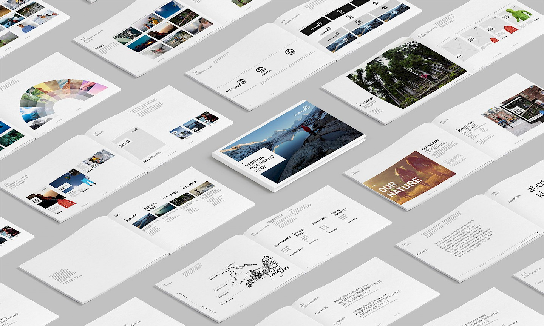 digital move branding design book ternua brand 01 catalogue