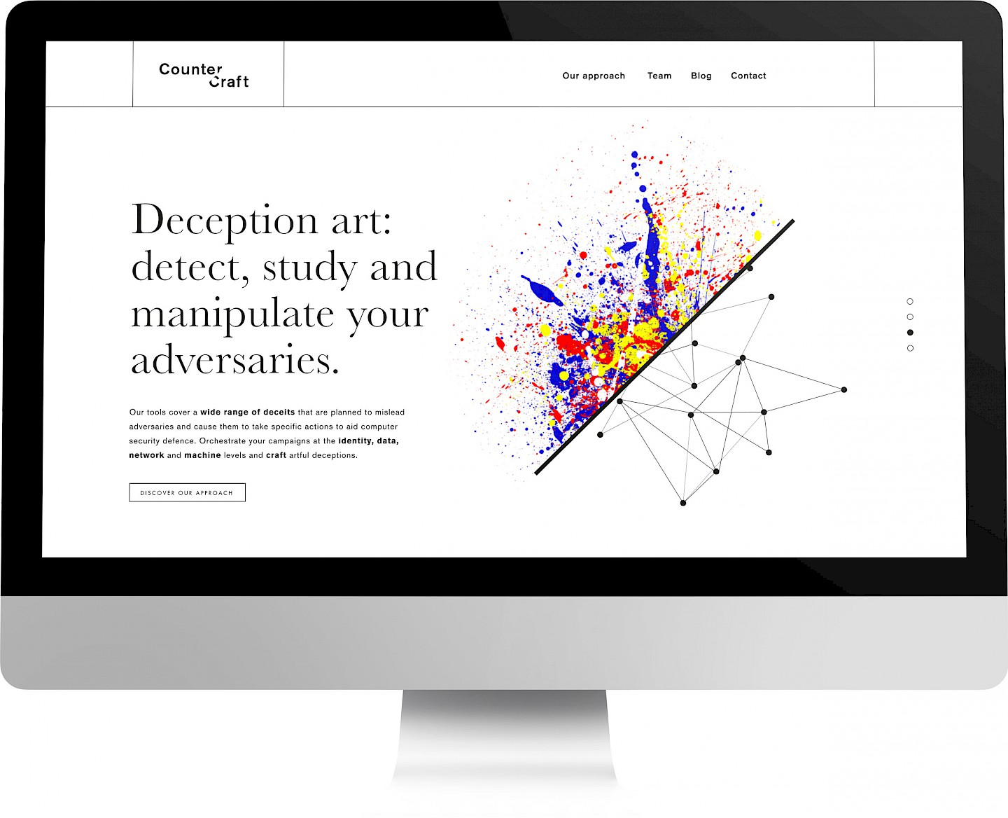 craft branding narrative digital spaces move 02 counter website design