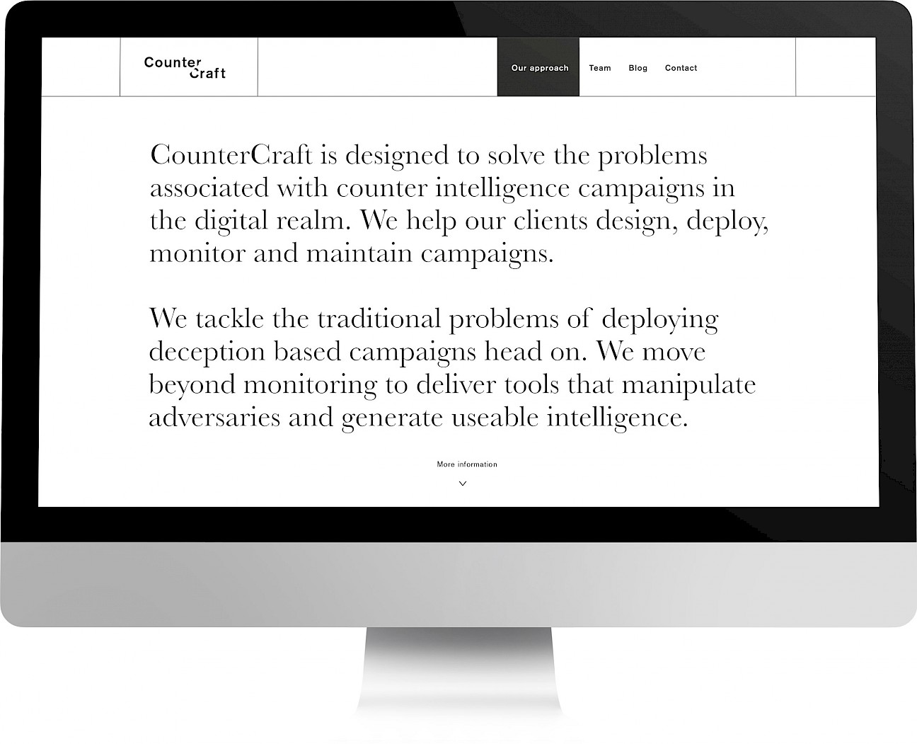 spaces branding narrative counter website design digital move 03 craft