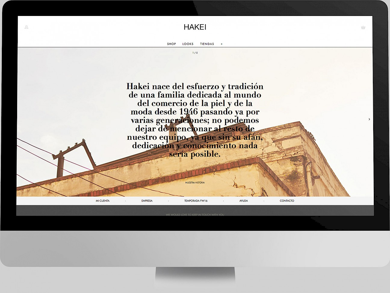 move branding design digital fashion hakei 01 web website