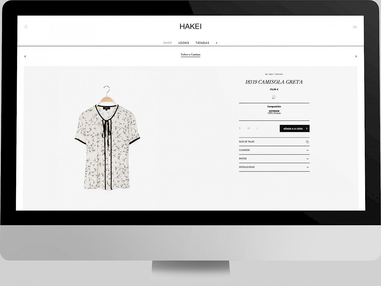 digital design web fashion branding website hakei 04 move