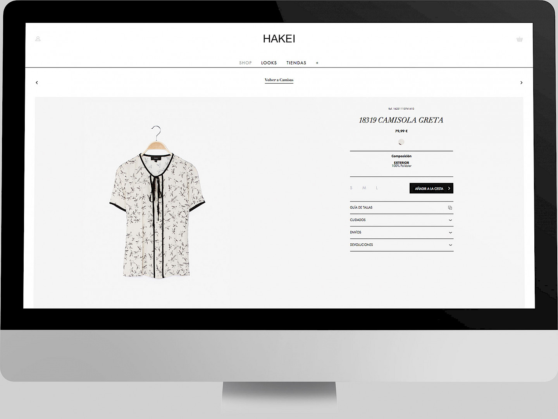 hakei design branding web website move 04 fashion digital