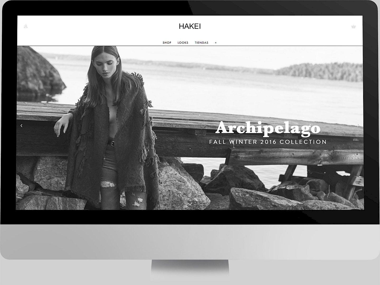 digital website hakei fashion branding 06 web move design