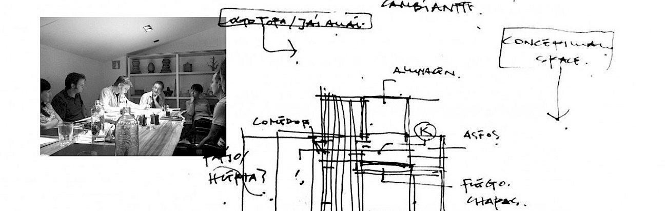 ixo food move luis move topa andoni aduriz mugaritz plan design spaces grupo 02 food branding
