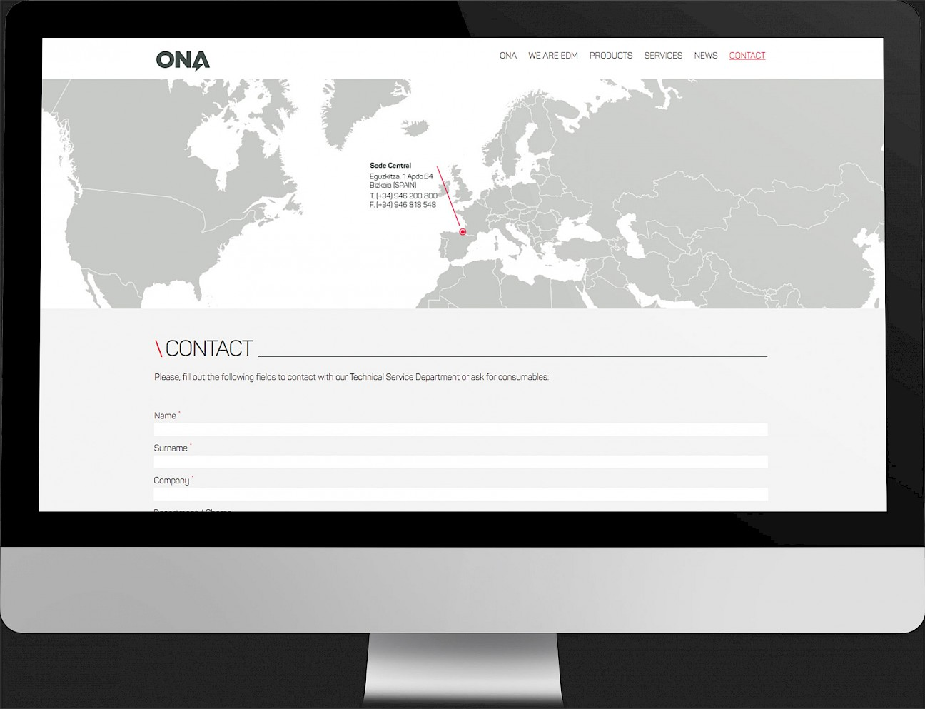 website 01 digital technology narrative branding spaces move ona design