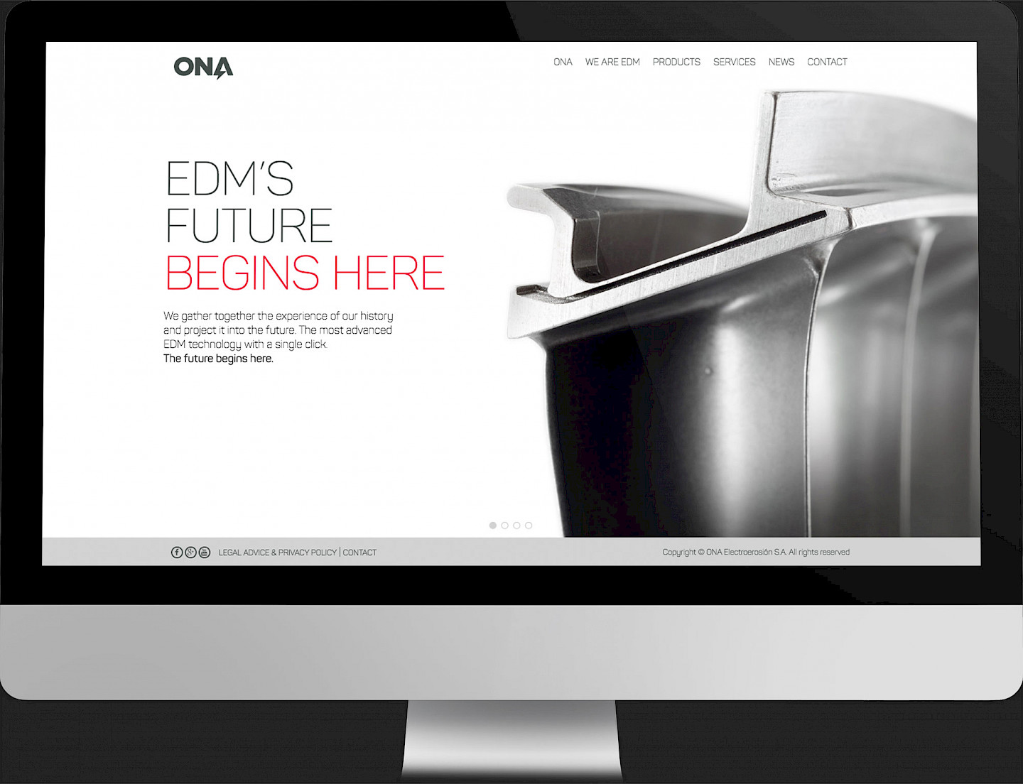 05 move website narrative ona digital spaces technology branding design