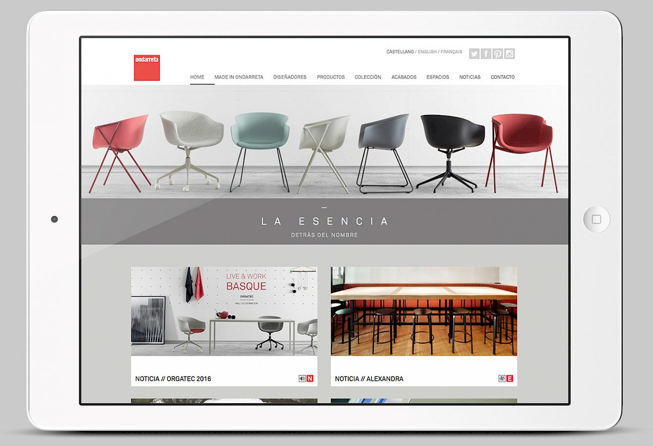 art photo direction 01 ondarreta spaces lifestyle website fashion digital branding interorismo