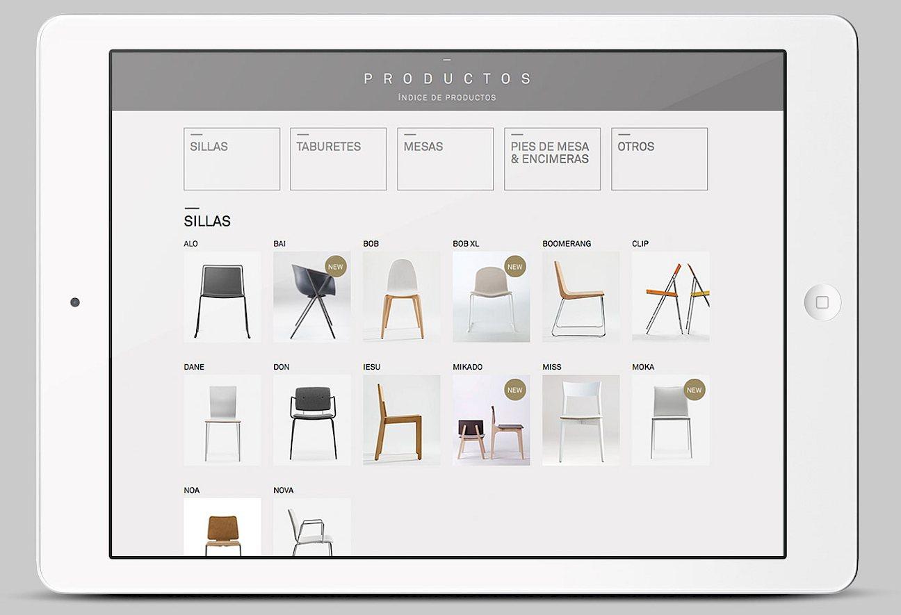 direction lifestyle art spaces branding fashion digital interorismo website 04 photo ondarreta