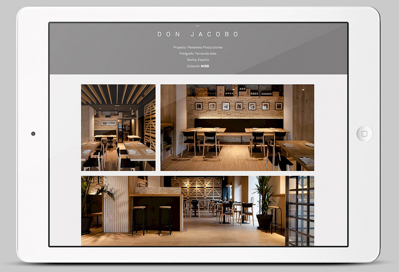 06 branding digital fashion art spaces direction ondarreta interorismo lifestyle photo website