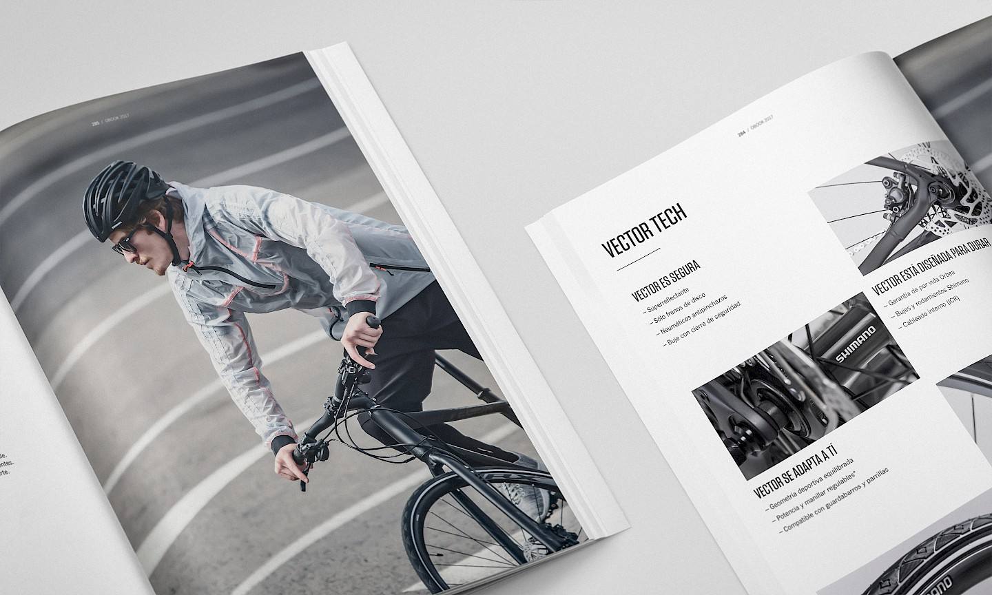 sports orbea magazine move print narrative lifestyle 03 branding design spaces