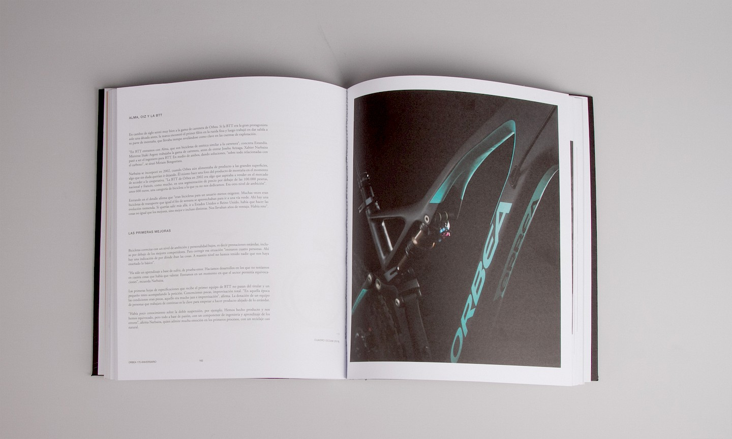 book 03 1 editorial branding design move sports spaces lifestyle orbea narrative