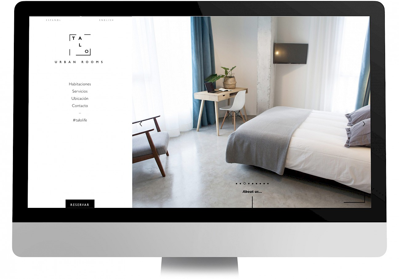 talo branding move travel spaces website 1 01 room digital urban