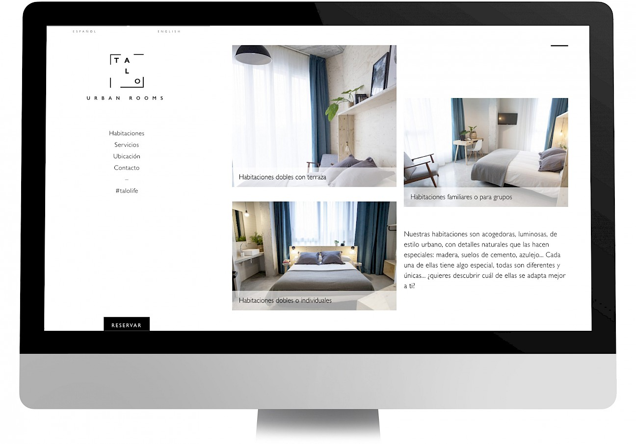 room travel 02 move branding urban website spaces digital talo