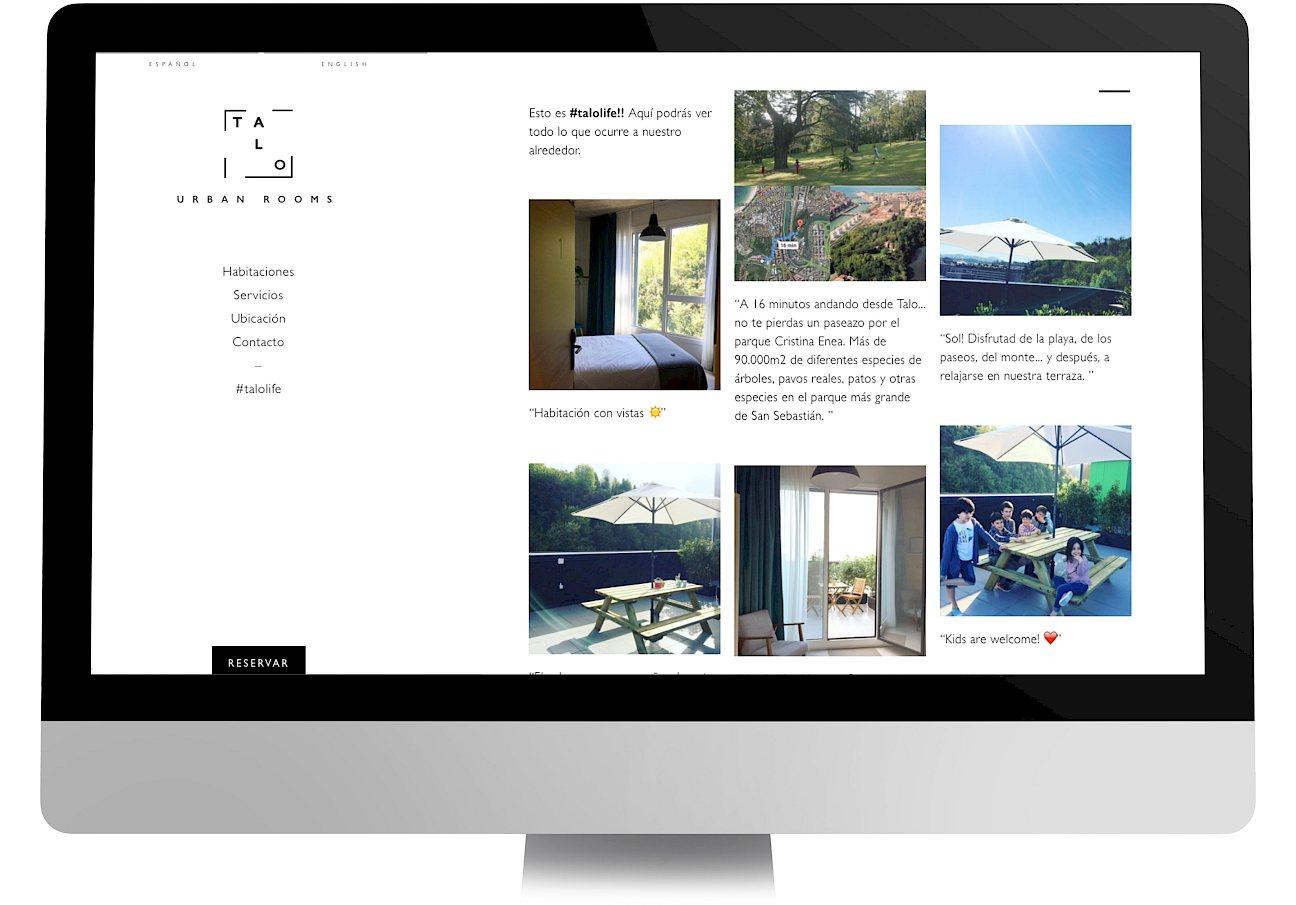 talo travel spaces 05 digital room website move urban branding