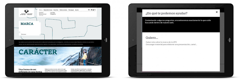 culture move typography upv de 03 art branding app marca portal narrative digital design