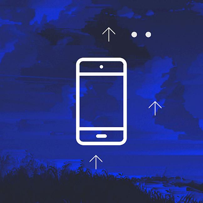 digital cms move labs smartphone hub display