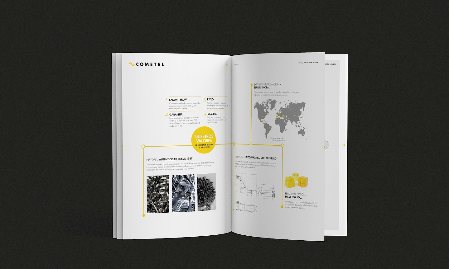 03 design catalogo move technology branding cometel
