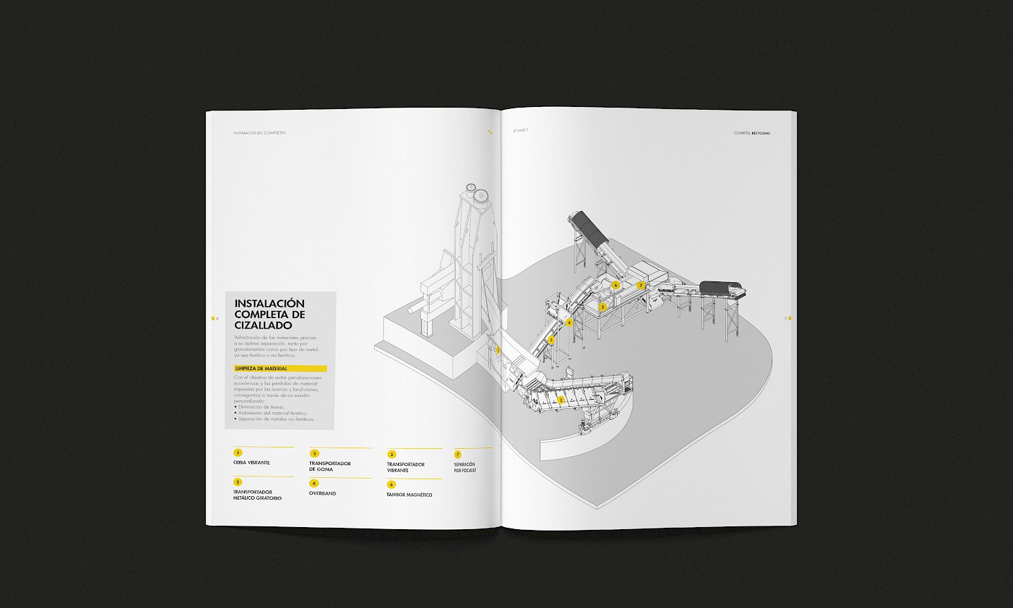 move 04 cometel technology catalogo branding design