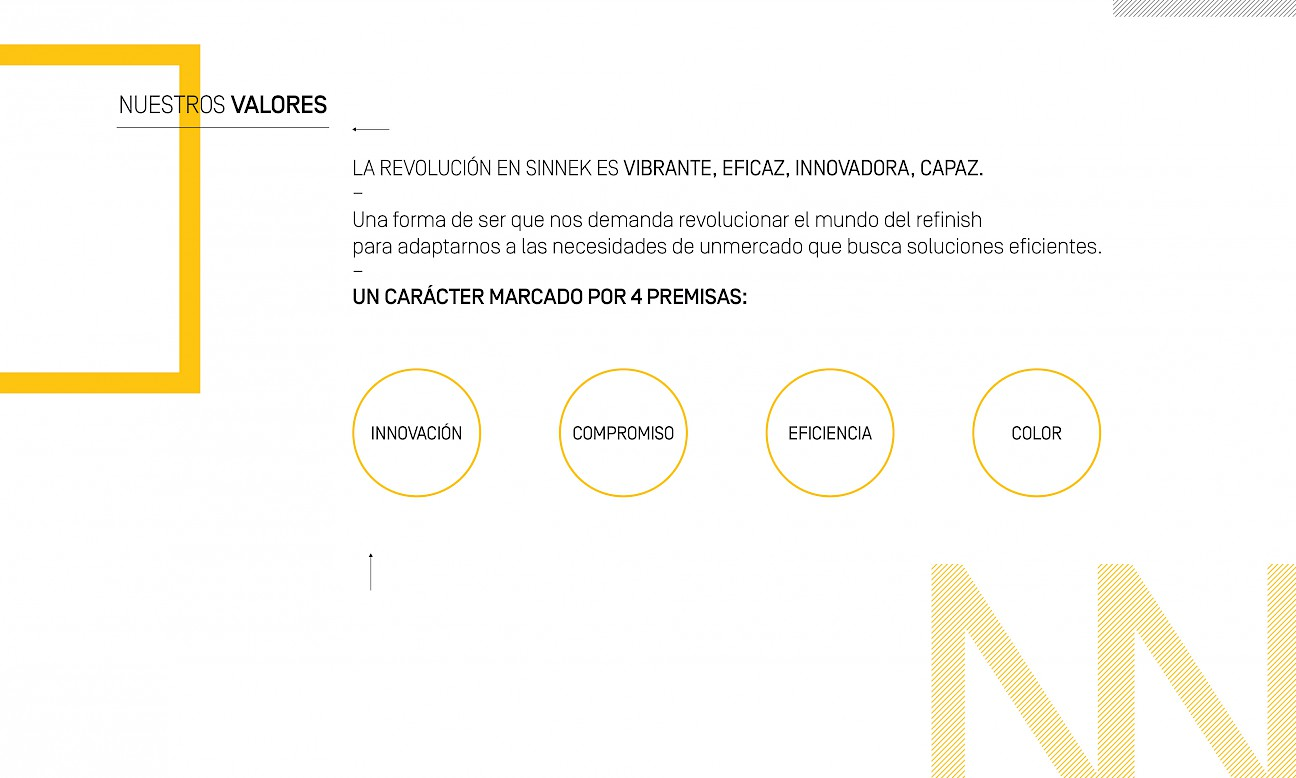 1 sinnek move valores branding