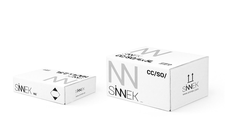 branding move cajas sinnek