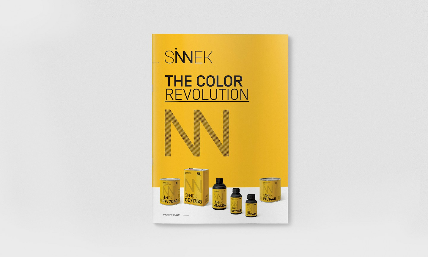 sinnek move branding catalogo